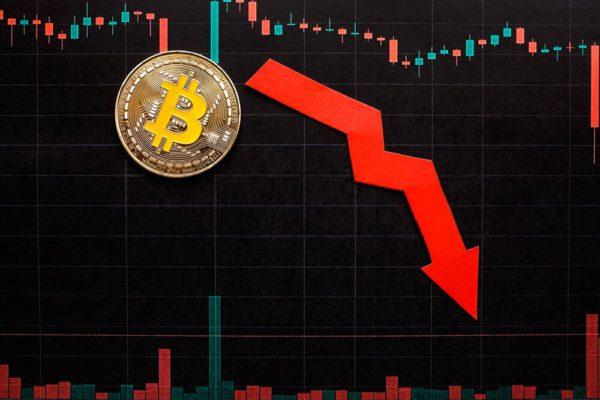 Crash de bitcoin